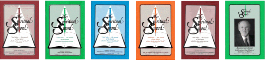 The Spiritual Sword Quarterly Publications