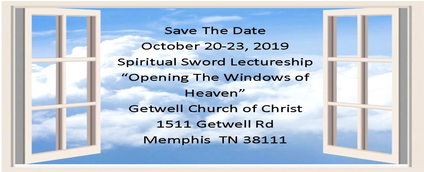 4SpiritualSwordLectureshipWindows2019 – Getwell Home Page Graphics